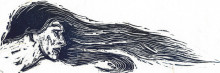 Figure Sketch: Hair