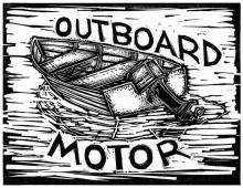 """O"" is for Outboard Motor"
