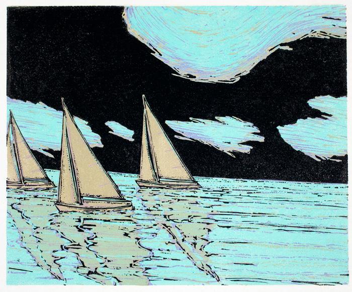 Reflected-Sea