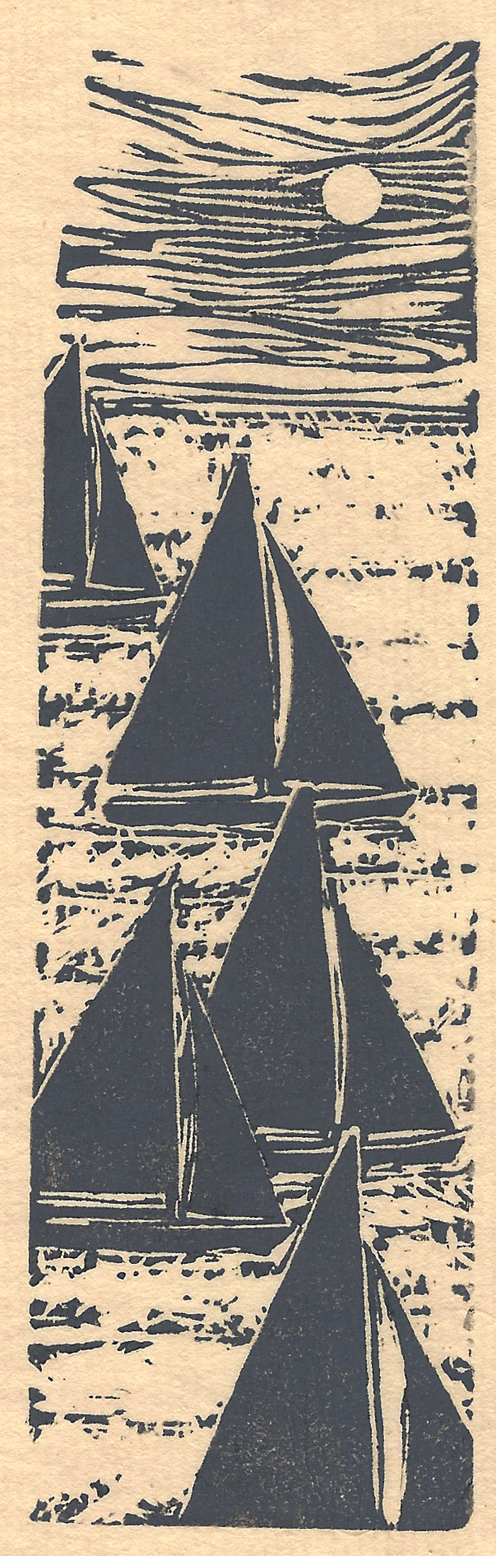 Sailing-Sketch-on-creme-paper