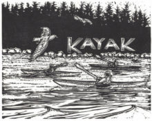 """K"" is for Kayak"